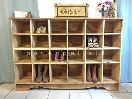diy pallet shoe rack. Wooden Shoe Rack Diy Pallet Shoes Concept L