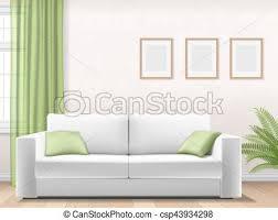 image sofa cadre moderne fenêtre