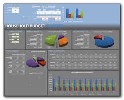 Financial Template For Excel Download Excel Personal Expense Tracker 7 Templates For Tracking