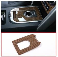 <b>Sands Wood Grain Style</b> ABS Plastic Gear Shift Cover Trim For Land ...