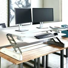 spectacular stand up desk conversion ideas 5 s that convert your sitting into a standing one