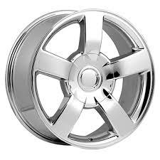 inch Chevy Silverado SS OE Replica Chrome Wheels Rims fit ...
