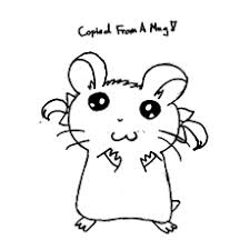 Adorable Cute Hamster Coloring Pages Coloring In Sweet Top 25 Free