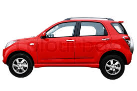 car side view white background. Delighful White Beautiful Red Car Isolated On White Background Side View  Stock Photo  Colourbox In Car Side View White Background R