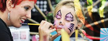 fancy faces supplies face painters for grand openings corporate parties sporting events birthday partieore though the artists have mastered the