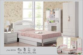 White Kids Bedroom Furniture - Bedroom with white furniture