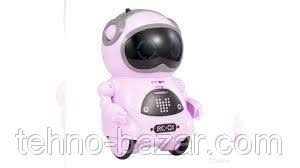 <b>Карманный интерактивный робот Jiabaile</b> JIA-939A Pink, цена ...