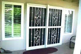 sliding door security bar best sliding door security sliding glass door lock bar amazing patio door