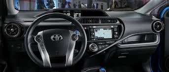 The Fuel-Efficient 2017 Toyota Prius c at Marietta Toyota