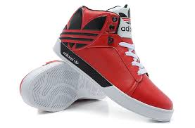 adidas shoes high tops red and black. adidas originals city of love 5 men\u0027s high shoes red black white tops and