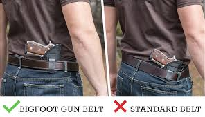 bigfoot belts