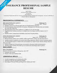 insurance agent resume objective examples 3 insurance agent sample resume