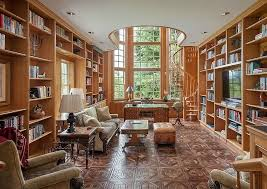 Home Office Library Design Ideas For well Home Office Library Design Ideas  Home Decorating Modest