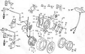 ignition, rotax 503 bosch points ignition, rotax points, rotax rotax 912 installation manual at 503 Engine Diagram