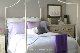 Lilac Bedroom Grey Bedroom Ideas Mixing Lilac And Grey In An Updated Bedroom
