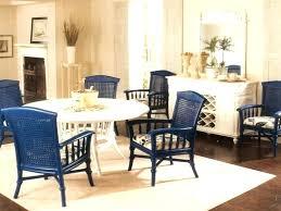 blue dining room set. Navy Blue Dining Table Room Set Royal Chairs Elegant .