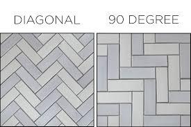 Tile Herringbone Pattern