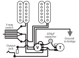 wiring diagram 2 humbuckers 1 volume tone 3 way switch wiring wiring diagram humbucker 1 volume maker