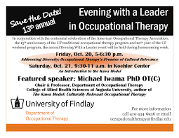 Master Of Occupational Therapy University Of Findlay