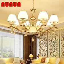 european style chandelier living room minimalist modern luxury glorious ceiling lamps bedroom simple european floor