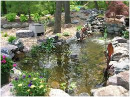 Small Picture Backyards Wondrous Garden Fish Ponds Designs Exteriors Pond