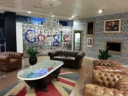 google office in london. Google Office London. London Has A Posh Lobby In