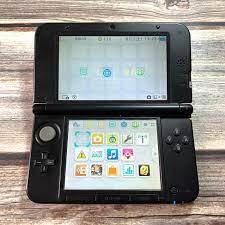 Máy Nhật Cũ] Máy Chơi Game Nintendo 3DS LL Code 42370
