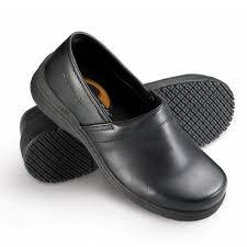 genuine grip 430 women s pro comfort slip resistant slip on shoe black 430