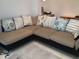 Re Upholstered Second Hand Corner Sofa Clarke And Festival Fabric 87 Best  Sitting Room Images On Pinterest Bookcases Fireplace