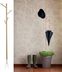 Umbrella Coat Rack reCOVER Coatrack Uses Rainwater to Water Plants Design Milk 48