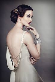 looking for 1920s wedding makeup inspiration pretty easy now right i love this brave new world of and and google image search