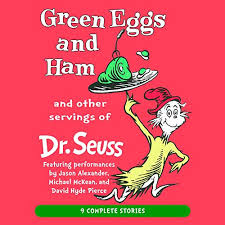 Welcome to seussville, the home of all things dr. Green Eggs And Ham And Other Servings Of Dr Seuss By Dr Seuss Audiobook Audible Com