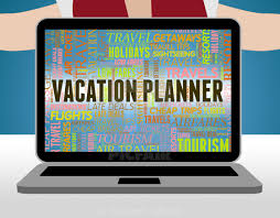 Personal Vacation Planner Vacation Planner Means Date Vacational And Plans License
