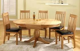 round to oval dining table furniture danish mid century modern yin yang teak at throughout with