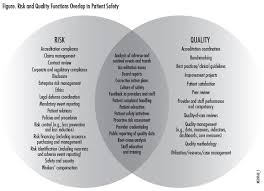 patient safety risk and quality risk and quality functions overlap in patient safety
