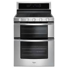 double oven gas range reviews. Interesting Oven Whirpool  Double Oven Gas Range Throughout Reviews K