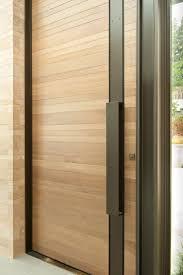 modern exterior door handles. Modern Front Door:Washington Park Hilltop Residence By Stuart Silk Architects Exterior Door Handles R