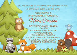 Boy Oh Boy Elephant Baby Shower Invitation Safari Theme Baby Camping Themed Baby Shower Invitations
