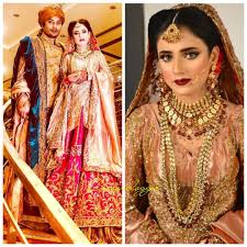 makeup artist babar zaheer wedding