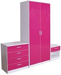 pink bedroom furniture.  bedroom lovemyhomefurnitures pink high gloss trio bedroom furniture set and p
