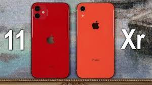 Iphone Xr Vs Iphone 11 Full Comparison
