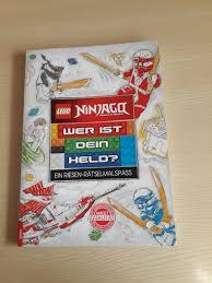 Buch Lego Ninjago in 6700 Stadt Bludenz für € 3,00 zum Verkauf