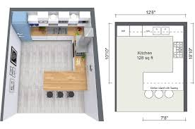 kitchen design tips roomsketcher 2d and 3d floor plan of kitchen layout