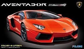 sports cars lamborghini aventador. Fujimi Lamborghini Aventador Sports Car Plastic Model Kit 124 Scale 12397 To Cars