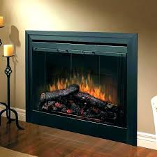 glass fireplace cover gas soot cleaner