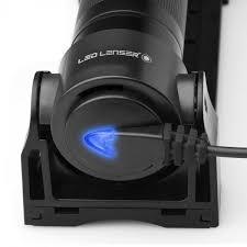led lenser p17r rechargeable led torch eol