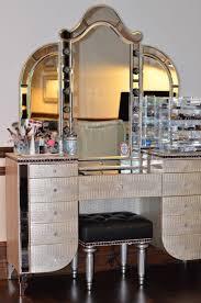 Bedroom Vanity Table Set With Mirror And Makeup Vanity Sets