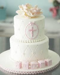 Fabcakelady Darlene On Instagram Baptism Cake For Sweet Clara