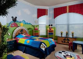 Mickey Mouse Decorations For Bedroom Decorating Theme Bedrooms Maries Manor Mickey Mouse Bedroom