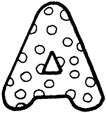 Polka Dot Coloring Pages Polka Dots Pictures To Print And Color